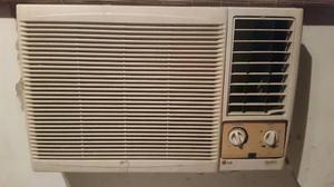 Aire acondicionado lg de ventana de 12 mil btu de 220 volt