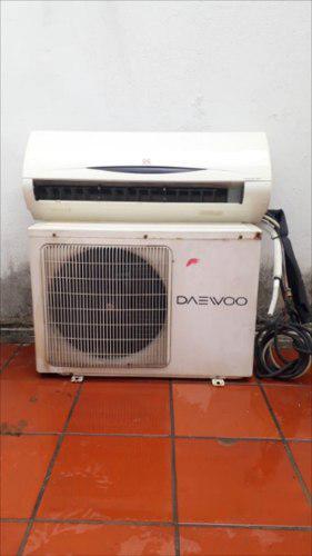Aire acondicionado split 18000 btu daewoo