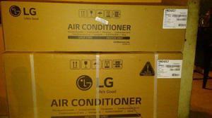 Aire acondicionado split de 24.000btu nuevo de caja marca lg