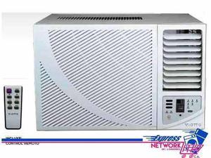 Aire acondicionado ventana 18000 btu 220 voltios viotto