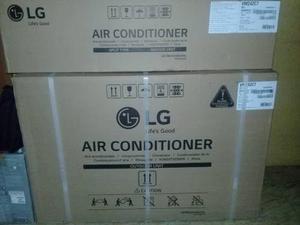Aire acondiiconado split lg dual inverter 24000btu