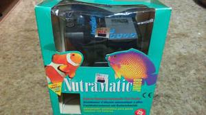 Alimentador Automático Para Peces Nutramatic Jumbo