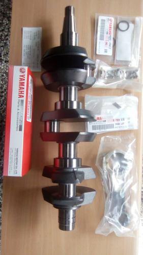 Cigueñal motor 75hp c/ kit de biela yamaha (1100 trumps)