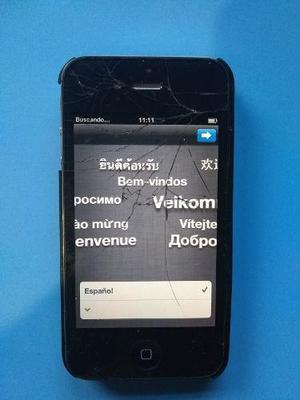 Iphone 4s 16gb para repuestos