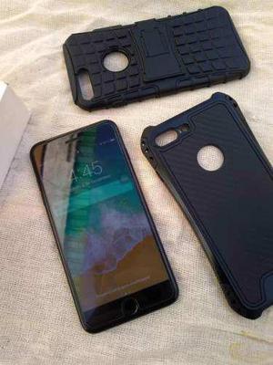 Iphone 7 plus negro mate 256gb rsim liberado lte