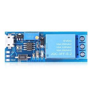 Modulo Rele Tiempo Retardo Interruptor Diy Para Arduino En