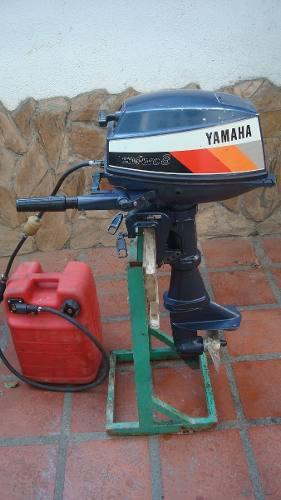 Motor fuera de borda yamaha 8 hp