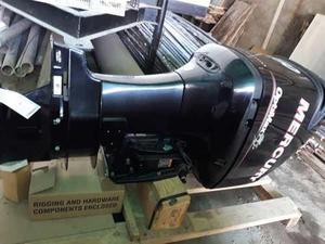 Motor lancha 250hp mercury optimax nuevo