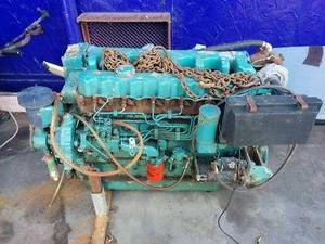Motor marino volvo penta aqd40a importado, usado