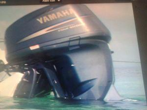 Motor yamaha 200 hp 4t pata larga 2012