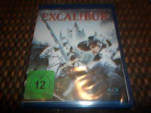 Pelicula Blu-ray Excalibur Nueva!!