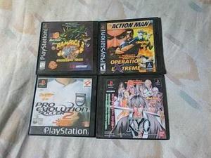 Playstation 1 (no lee juegos) remate con sus controles