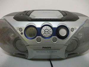 Radio cassette reproductor usado phillips tienda virtual