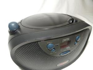 Radio reproductor cd jwin