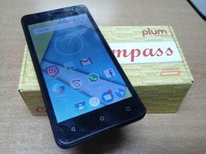 Teléfono Plum Compass Celular Z516 Negro