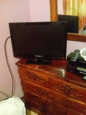 Tv lcd full hd siragon 24 pulgadas negociable