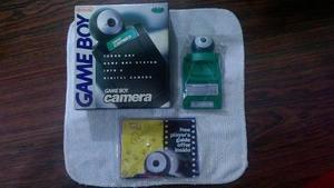 Vendo Camara Para Gameboy Color