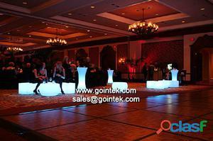 material de pe luminoso Led mobiliario comercial