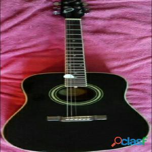 Guitarra electroacustica george washburn