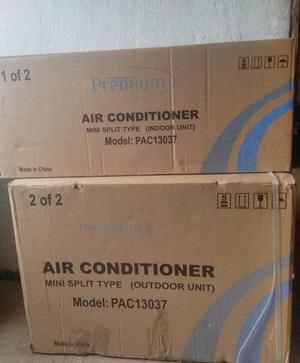 Aire acondicionado split 12000btu marca premium