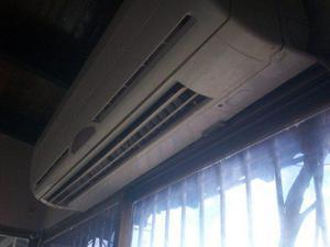 Aire acondicionado split 36000btu