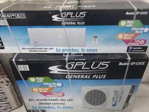 Aire acondicionado split gplus de 24.000 btu