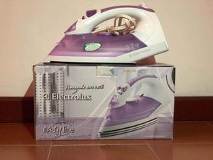 Plancha electrolux de vapor