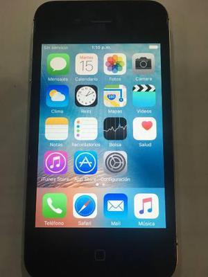 Iphone telefono celular 4s 8gb usado no android barato s6 5