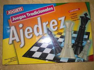 Juego de ajedrez de joguets