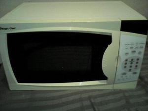 Microondas magic chef 770w