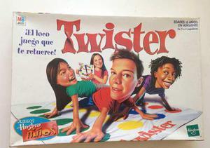 Twister Hasbro- Juego De Mesa Para Toda La Familia