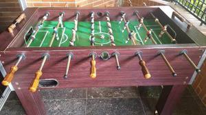 Futbolito para 4 jugadores