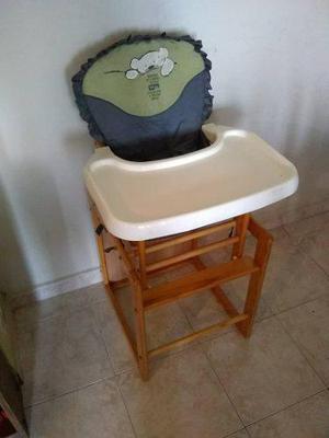 Mesa para comer y escritorio (bebes)