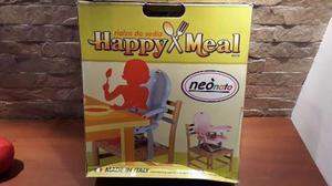 Silla de comer bebe y niña portatil neonato italiana segura