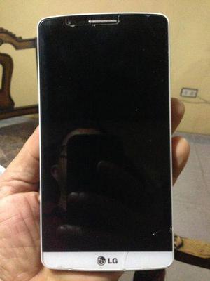 Telefono lg g3. para reparar o repuesto.placa dañada