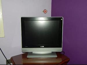 Televisor lcd tv/ monitor phillips 20 pulgadas sin detalles