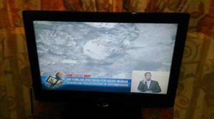 Tv lcd 29 pulgadas con control