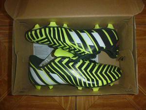 Zapatos tacos adidas predito futbol caballero talla usa 10.5 9f7779e9e65ce