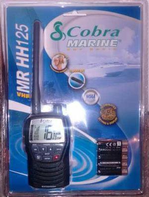 Radio cobra marine