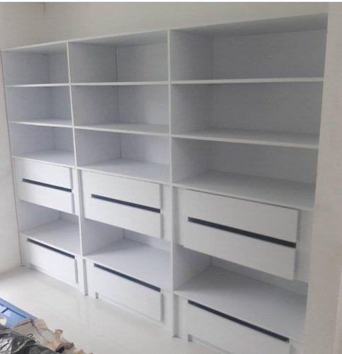 Carpinteria en general, cocinas, closet, vestier, puertas