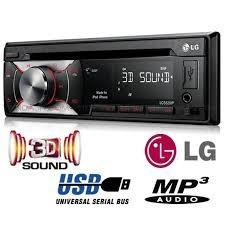 Radio reproductor lg cd mp3 usb subwoofer nuevos