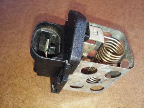 Resistencia electro megane classic, optimas condiciones