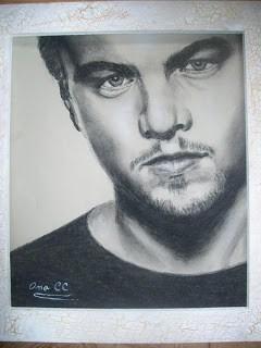 Retratos A Lapiz Y Carboncillo Realista Dibujo En Sucre Sucre