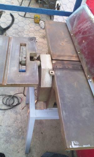 Sierra carpinteria sepilladora electrica 12 disco 7 1/2