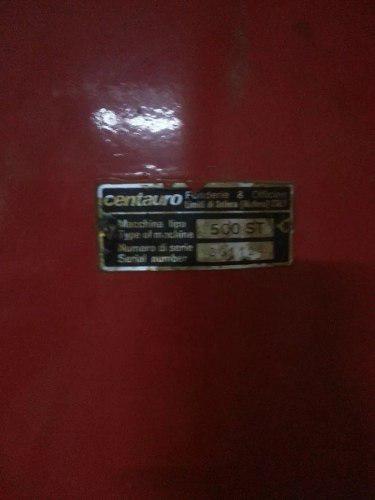 Sierra cinta industrial de carpinteria