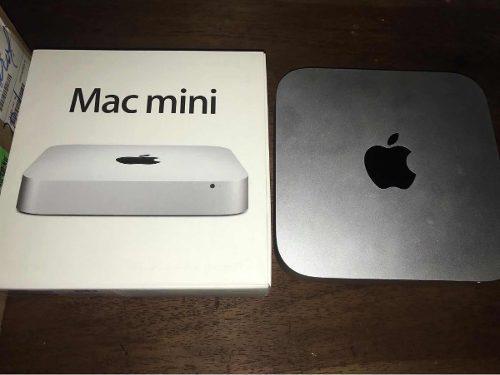 Apple mac mini core i5 de intel 16gb (dos modulos de 8gb)