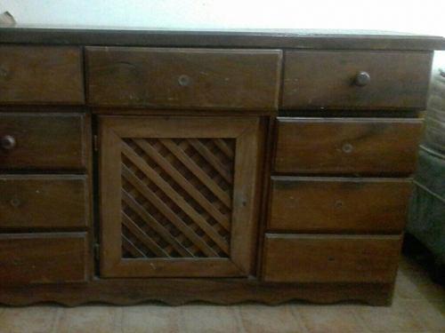 Gabetero peinadora de madera negociable
