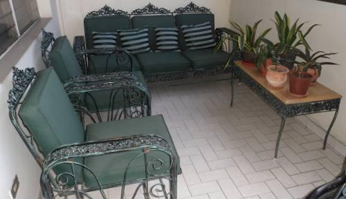 Juego de muebles para jardin