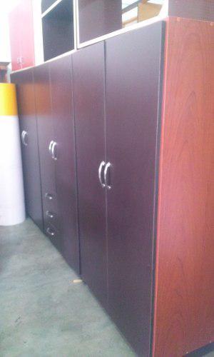 Mueble closet armario escaparate modulo ropero vestier