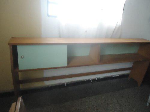 Mueble multifuncional de madera vintage